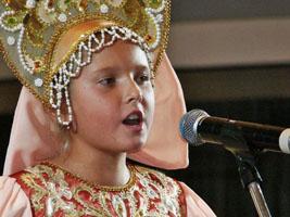 Ансамбль русской народной песни Забавушка  - ЦДТ «Cтрогино»
