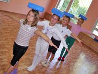 Детский фитнес - ЦДТ «Cтрогино»