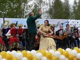 Оркестр народных инструментов Родники Cтрогино